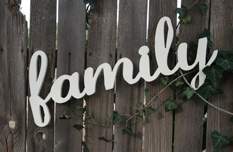 20 Inspirations Of Wood Word Wall Art
