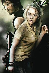 Daryl and Beth - 3 by PhlegmaticPerson on DeviantArt
