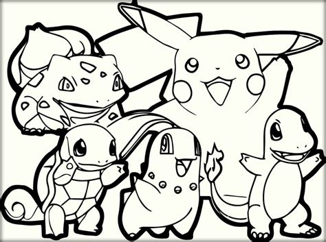 Coloring Book Pages To Print Luxury Free Printable Pokemon Coloring Pages For Kids Color Zini