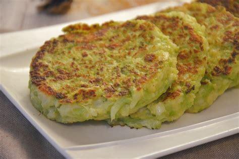 comment cuisiner le chou galettes de chou romanesco au fil du thym