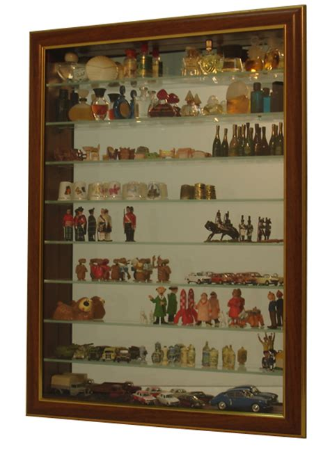vitrine murale collection