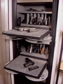 diy hidden gun cabinet woodplans