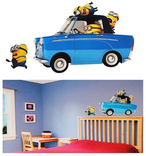 Wandtattoo Kinderzimmer Minions by Xl Wandsticker Quot Minion Ich Einfach Unverbesserlich