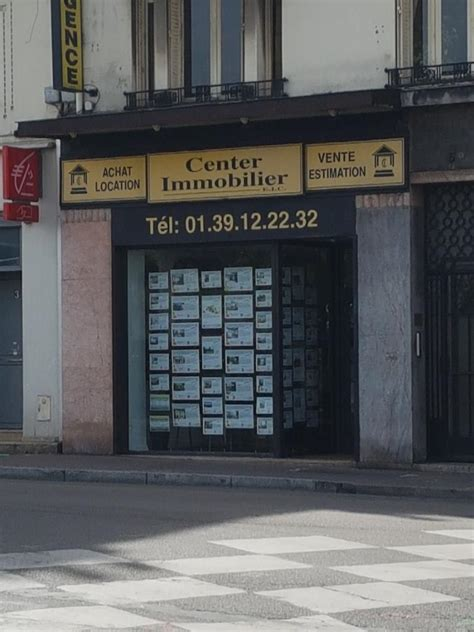 center immobilier agence immobili 232 re 5 avenue g 233 n 233 ral de gaulle 78600 maisons laffitte