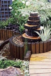 Fontaine A Eau Exterieur : construire une fontaine en pierre amazing fontaine de ~ Dailycaller-alerts.com Idées de Décoration