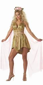 Aphrodite, Goddess of Love Adult Costume: Dannystrixkix.com