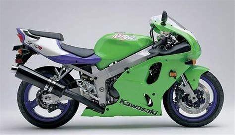 Kawasaki Zxr Ninja Motorcycle Service