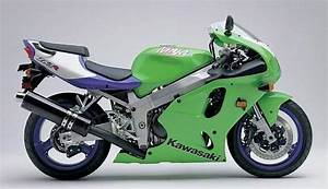 Kawasaki Zx750  Zxr750  Ninja Zx