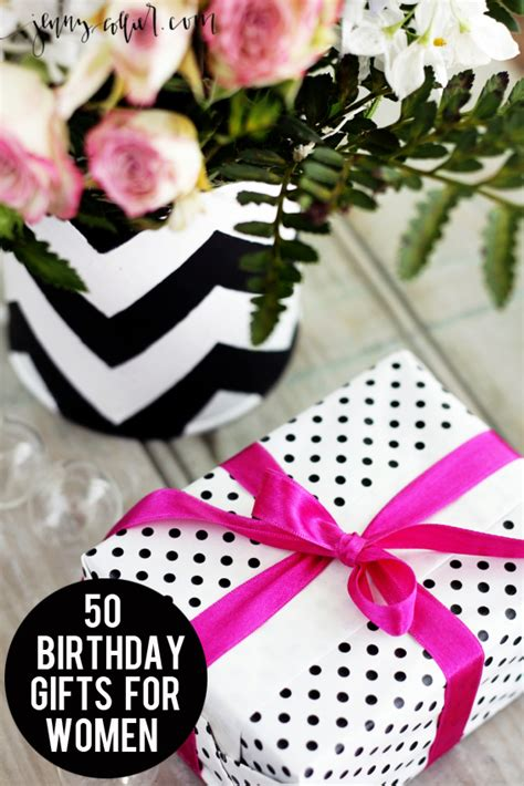 birthday gifts  women jenny collier blog