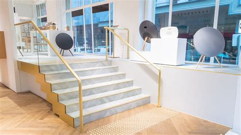 Bang & Olufsen's New Flagship Store In Melbourne Is A
