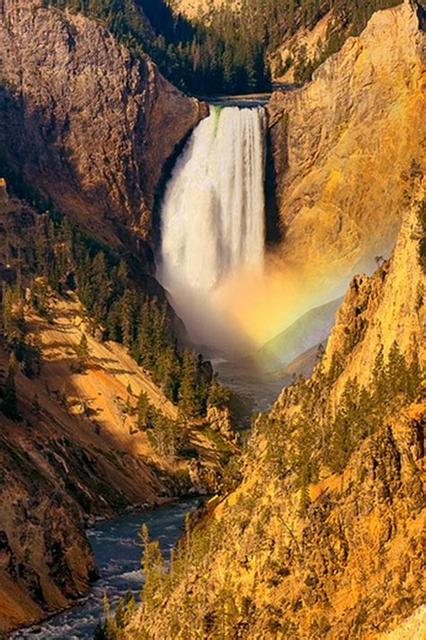 Amazing Photos Most Beautiful Waterfalls The World