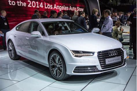 Audi A7 H-tron Quattro 'performance' Fuel-cell Plug-in Car