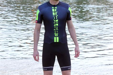 8 stylish pieces of cycling gear for spring 2017 men u0027s review castelli sanremo 2 0 speed suit road cc