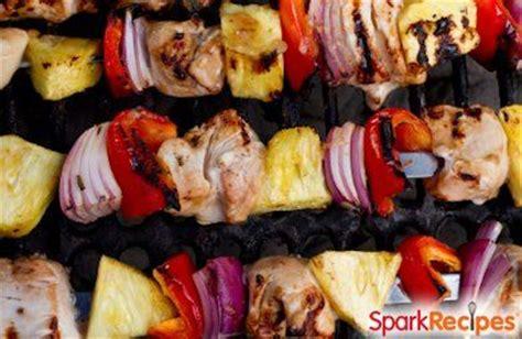 chicken  bacon shish kabobs recipe sparkrecipes