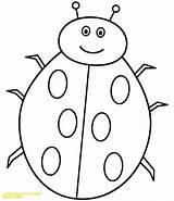 Bug Coloring Pill Getdrawings sketch template