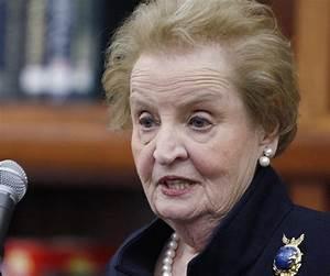 Madeleine Albright Biography - Childhood, Life ...