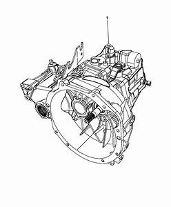 Transmission    Transaxle Assembly  Manual Transmission For