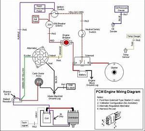 1990 Mastercraft Prostar Wiring Diagram