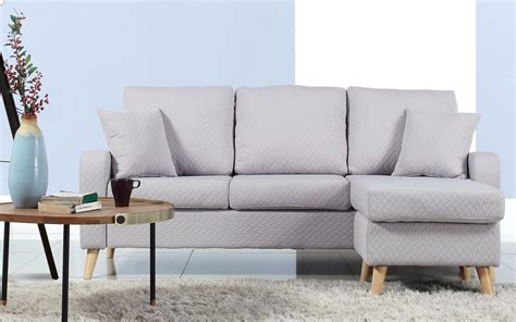 Sofa Beds For Small Apartments by Pride Vibrant Mid Century Space Saving Sectional
