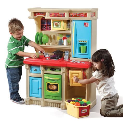 play kitchen for 7 year lifestyle custom kitchen brights play kitchen step2