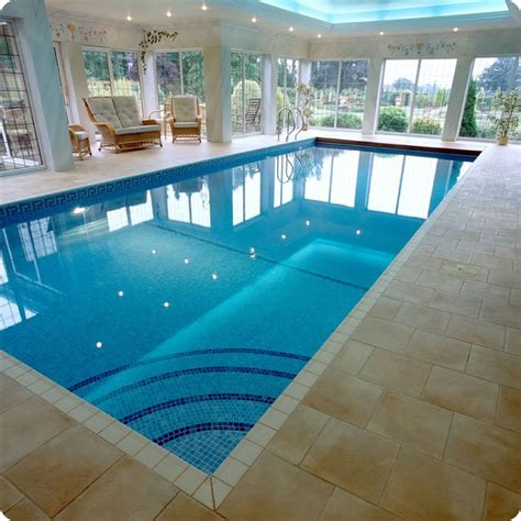 Genius Pool Inside The House by 25 Best Ideas About Indoor Pools On Inside