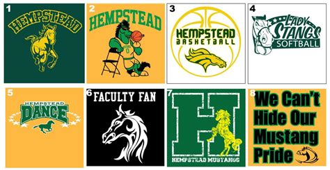 Why don't we have consistent high school mascot logos in ...