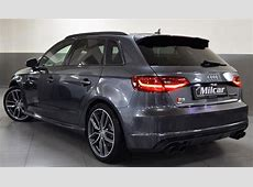 MILCAR Automotive Consultancy » AUDI S3 SPORTBACK 2016