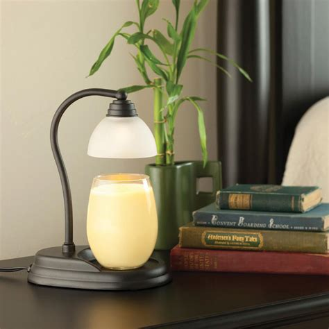 candle warmers etc 11 in black aurora candle warmer l