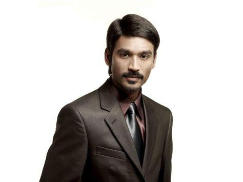 Background Actors Handsome Actor Dhanush Wide Screen Hd Wallpaper
