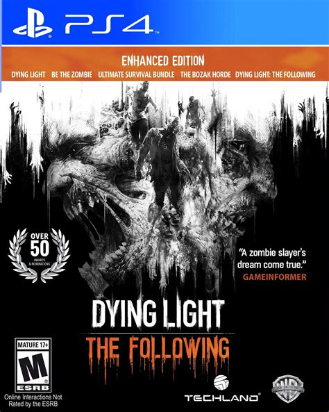 dying light ps4 dying light the following release date xbox one ps4