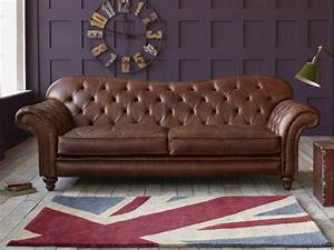 Sofa Vintage Leder : brown leather sofa 2017 2018 best cars reviews ~ Indierocktalk.com Haus und Dekorationen