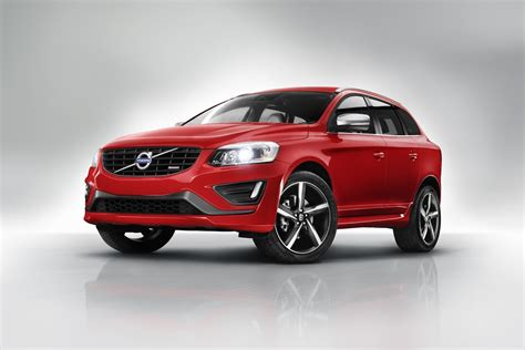 volvo r design volvo introduces r design packages for the s60 v60 and
