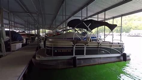 Bennington Boats Sold by 2012 Bennington 22sl Pontoon Boat For Sale On Norris Lake