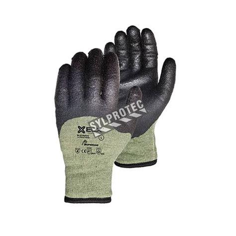 gant kevlar cuisine gant d hiver anti coupure en tricot kevlar fil d 39 acier
