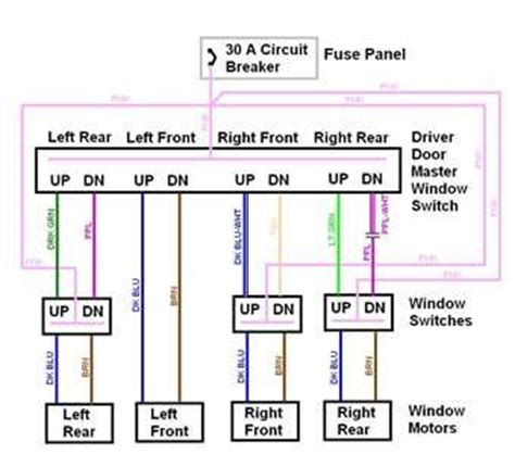 S10 Power Window Wiring Diagram by Solved 1997 Buick Park Ave Power Windows Power Door Fixya