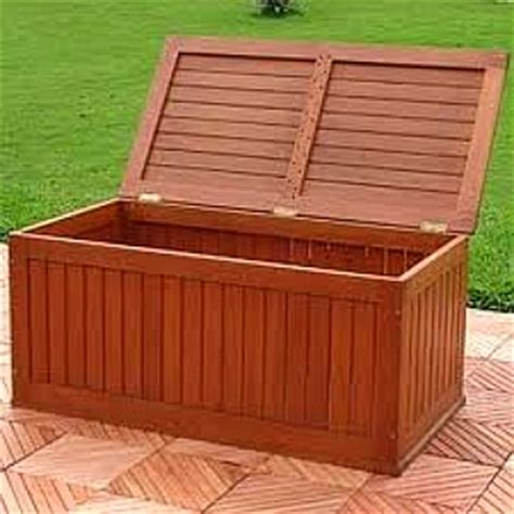 the best deck storage box for your deck or patio