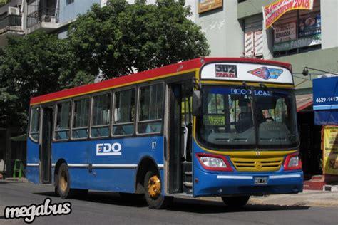 Línea 302   87 - Megabus.ar