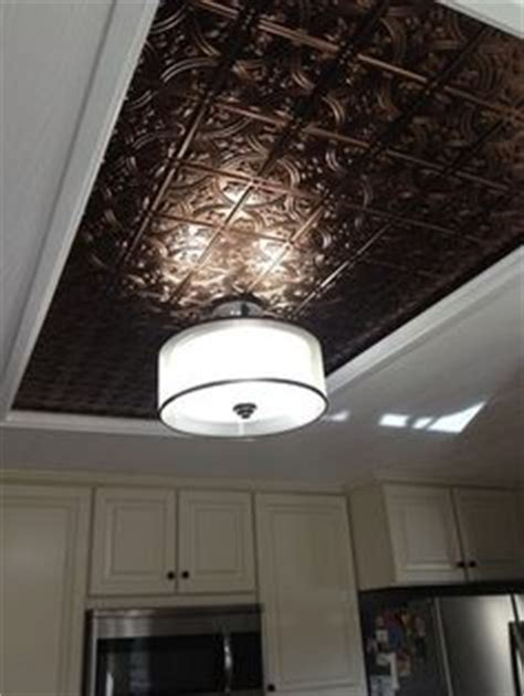 1000 ideas about tin ceiling kitchen on