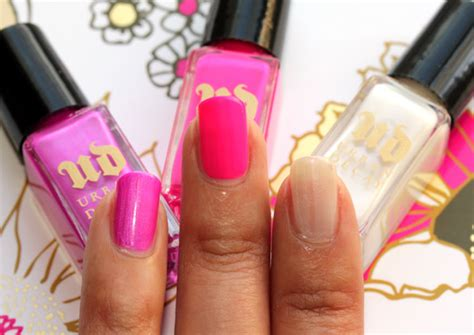 The Urban Decay Rollergirl Nail Kit Makes The Claws Come