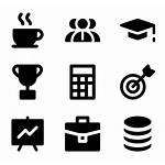 Icon Presentation Icons Powerpoint Iconos Financial Library