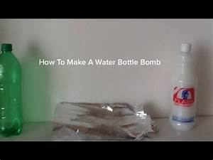 how to make a water bottle bomb so easy to make youtube With how to print on water bottles