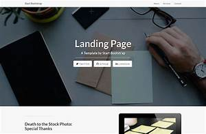 compilado de plantillas html para landing pages kabytes With html welcome page template