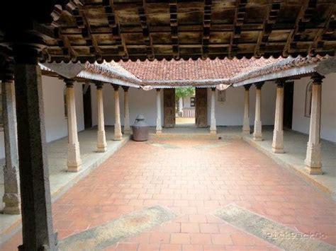 dakshinachitra tamilnadu traditional chettinadu house traditional house village house