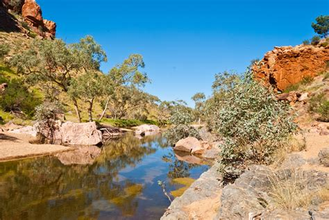 5 Places in Central Australia You Can Explore on The Ghan ...