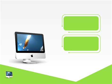 apple brand technology products powerpoint templates