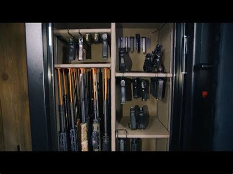 shelf gun safe gun safe accessories save space and organize gun safe 4203