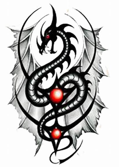 Dragon Tattoo Designs Tribal Tattoos Awesome Dragons