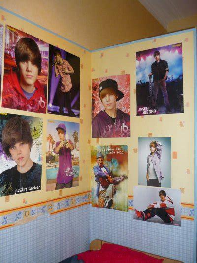 ma chambre à moi ma chambre moi je suis fan de justin bieber et bienvenu
