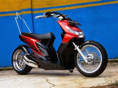 Foto Modifikasi Beat New by Koleksi Foto Modifikasi Honda Beat New Terlengkap Puzzle