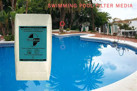 Waterklean™ Eco Swimming Pool Filter Media-odor-eliminator